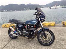kenizさんのZ750FX-1 左サイド画像
