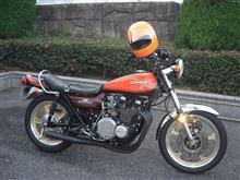 ☆さんた☆さんのZ750RS 左サイド画像
