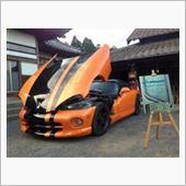 バイパーRT-10 さんの愛車「ダッジ バイパー」