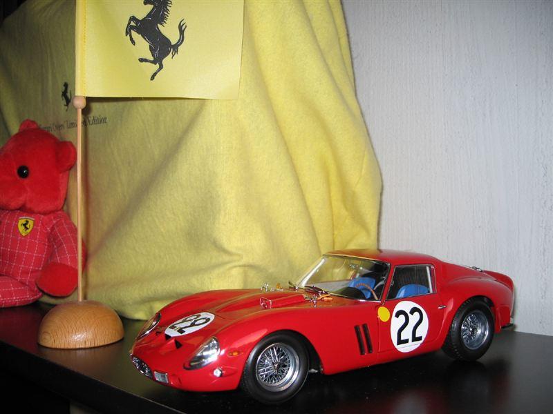 330P4さんの250 GTO