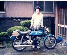 灸太郎くんさんのRD125-II 左サイド画像
