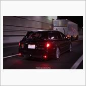 @黒鰤 さんの愛車「スバル レガシィツーリングワゴン」