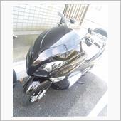 京楽 春水さんのマジェスティ YP250