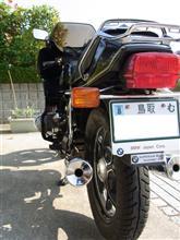 HylaJaponicaさんのR100RS リア画像