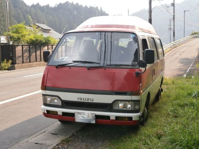 くさいしがめさんのファーゴバス