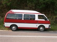 くさいしがめさんのファーゴバス 左サイド画像