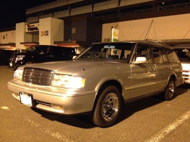 takahi69さんのクラウンステーションワゴン