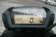 うにゃっちさんのNC700X インテリア画像