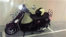 してーうさんのLX125ie Touring メイン画像