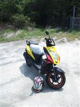ほにゃらんぺ.comさんのアジリティー RS50 メイン画像