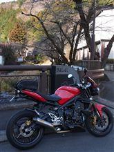 rider61さんのストリートトリプルRS 左サイド画像