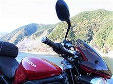 rider61さんのストリートトリプルRS インテリア画像