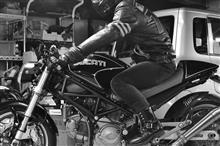 Nikki SixxさんのMONSTER400 (モンスター) インテリア画像