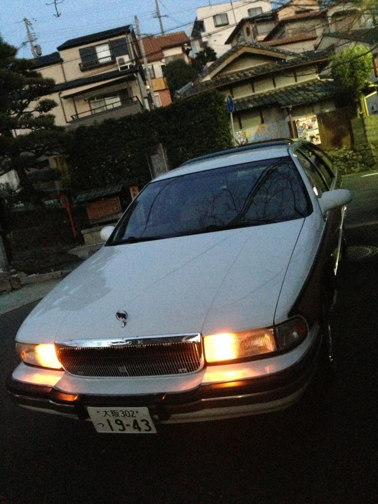 GM ビュイック・ロードマスター