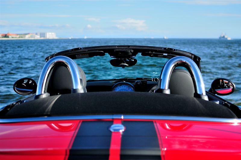 ぢぃじさんのMINI Roadster