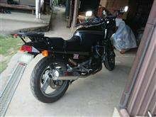 テルZX!!さんのGPZ900R リア画像