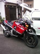 kk.takeshiさんのGPZ400R 左サイド画像