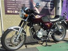 武田野武虎さんのGB500TT メイン画像