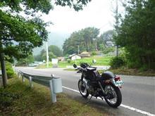 武田野武虎さんのGB500TT 左サイド画像