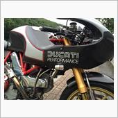 バイクオヤジGOGOさんのMH900e