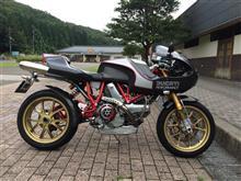 バイクオヤジGOGOさんのMH900e 左サイド画像