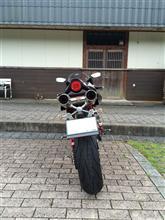 バイクオヤジGOGOさんのMH900e リア画像