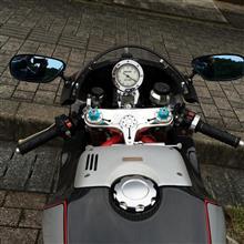 バイクオヤジGOGOさんのMH900e インテリア画像