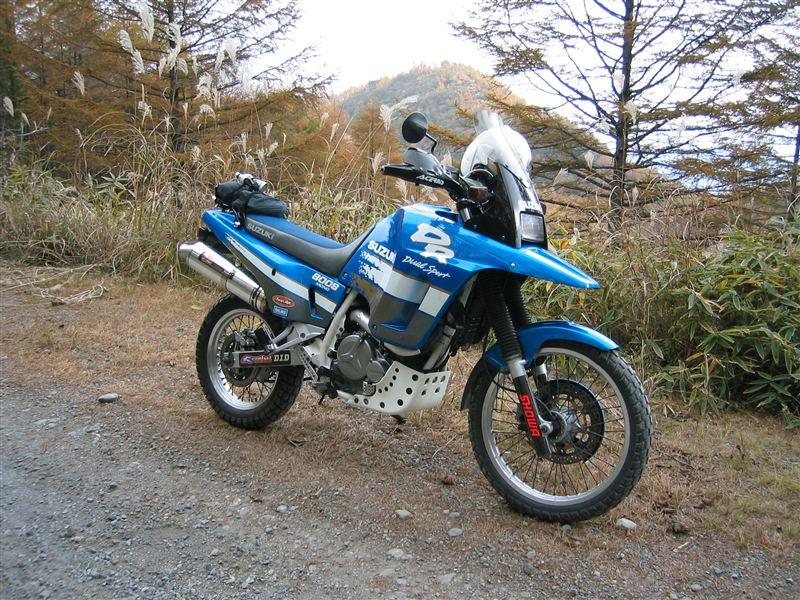 BAJATAROさんのDR800S