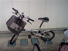 第一@カバンさんの折畳自転車 メイン画像