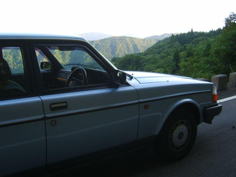 ボルボ 240 ワゴン