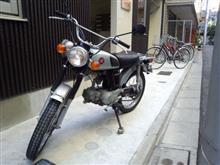 Giorcub-Riderさんのベンリィ CL50 左サイド画像