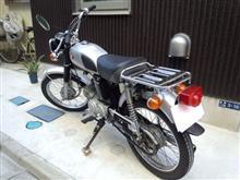 Giorcub-Riderさんのベンリィ CL50 リア画像