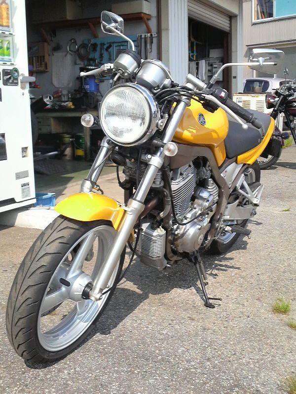 piston-nさんのSRX600