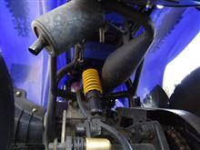 砺波の鉄工所員さんのATV50 LTD  インテリア画像