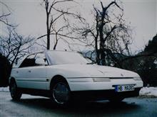 4doorのsports carさんのユーノス100 左サイド画像