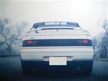 4doorのsports carさんのユーノス100 リア画像