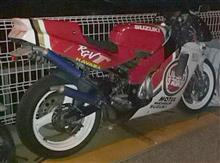 saki_inagakiさんのRGV250Γ リア画像