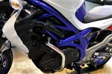 REVOLTさんのグラディウス400 ABS 左サイド画像