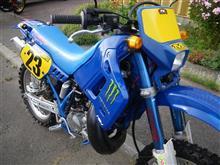 エイジングさんのKDX200SR メイン画像