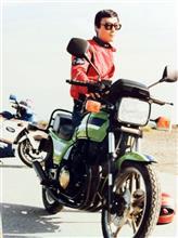 doimoriさんのZ400GP 左サイド画像