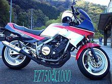 G-victoryさんのFZ750 メイン画像