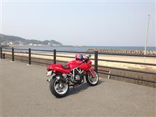 コージ★さんの750SS リア画像