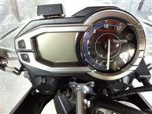 ENZOさんのタイガー800クロスカントリー インテリア画像