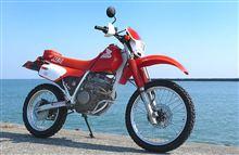 浜辺のうさぎさんのXLR250R メイン画像