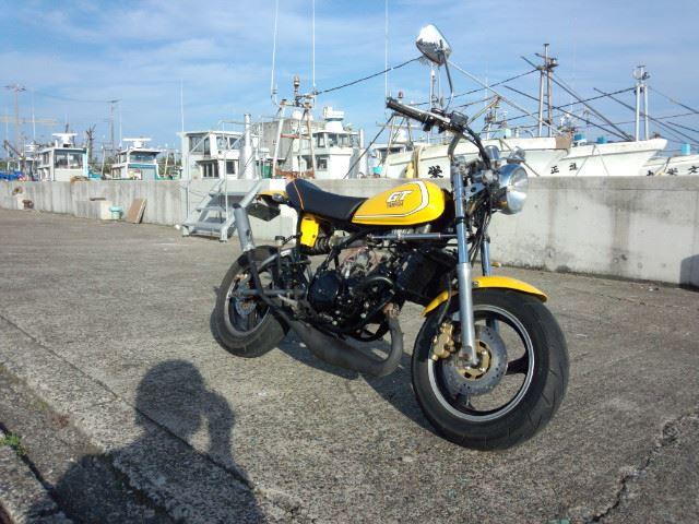 kan★さんのYZ80