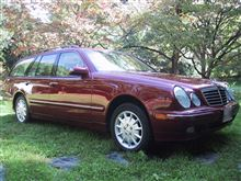 clearboxさんのE-CLASS_STATIONWAGON
