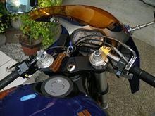 エボ8小僧さんのXB12R インテリア画像