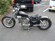tale14さんのXV Virago 400 (ビラーゴ) メイン画像