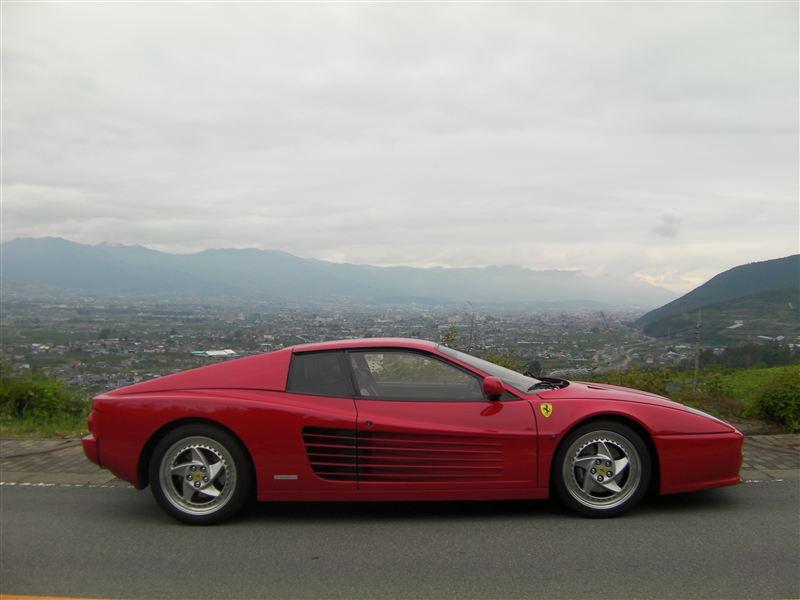 Ferrari F512Mさんの512