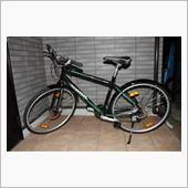 DHみつをさんの自転車